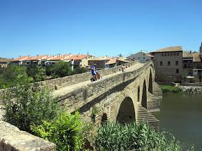 Photo: Puente de los Peregrinos - Puente La Reina
