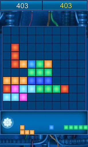 Block Mania Blast Puzzle