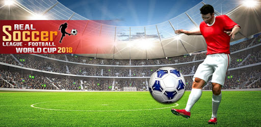 Real World Soccer League: Football WorldCup 2019 - Apps on