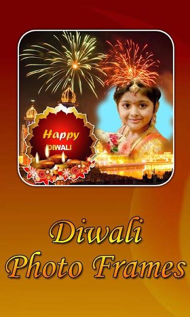 #6. Diwali Photo Greeting Frames (Android)