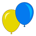 Balloons! (game for toddlers) icon