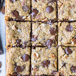 Oatmeal Pecan Chocolate Chip Bars Recipes