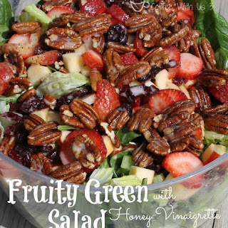 Fruity Green Salad