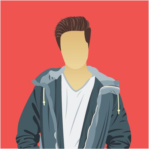 Minimal ART avatar image