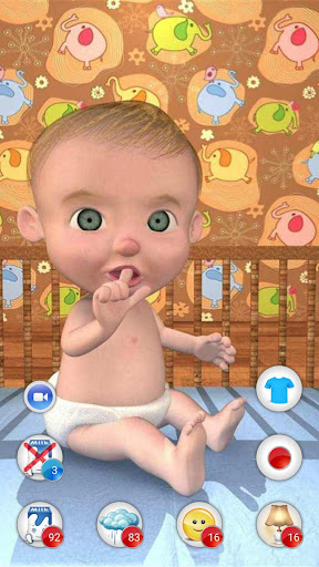 My Baby (Virtual Pet)  screenshots 1