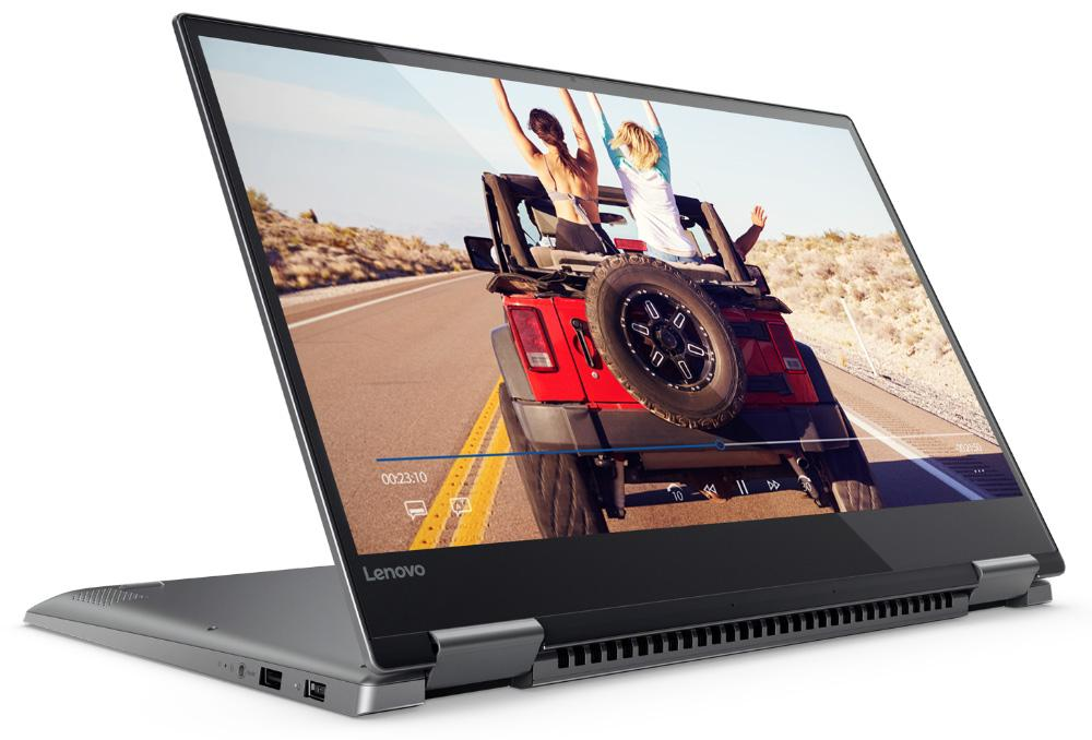 Фото 5 - Ультрабук Lenovo Yoga 720 Iron Grey (81C300A3RA)
