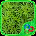 Marijuana - GO Launcher Theme icon