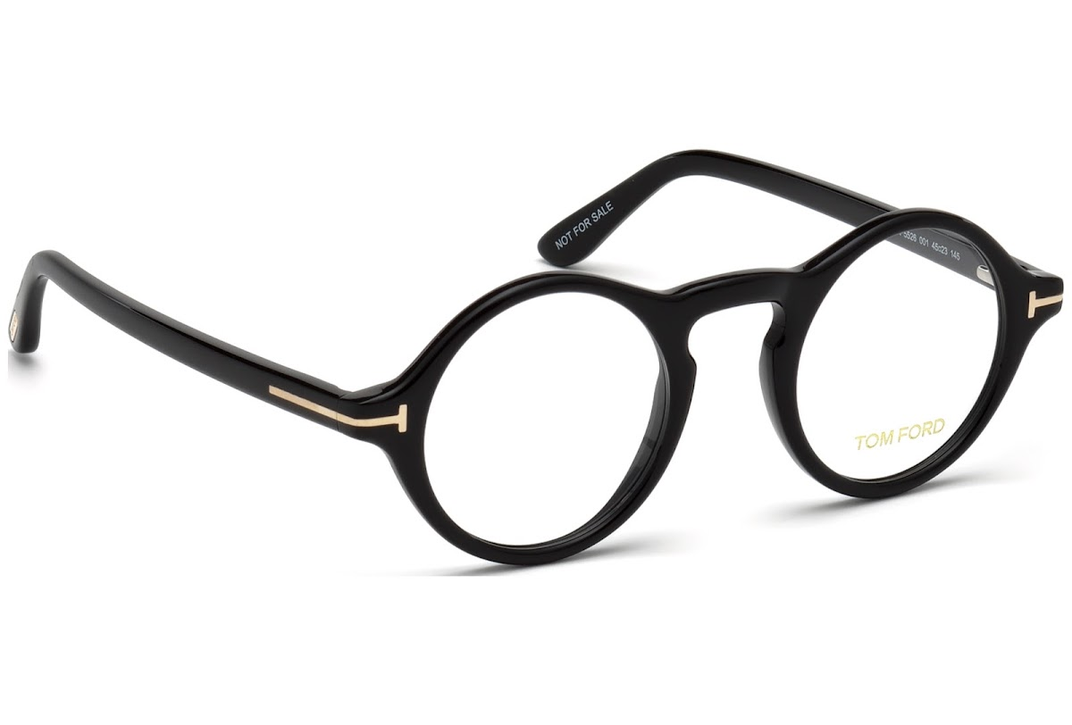 c00e0ae9876 ... Frames Tom Ford FT5526 C45 001 (shiny black   ). New