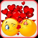 Emoticones de Amor icon