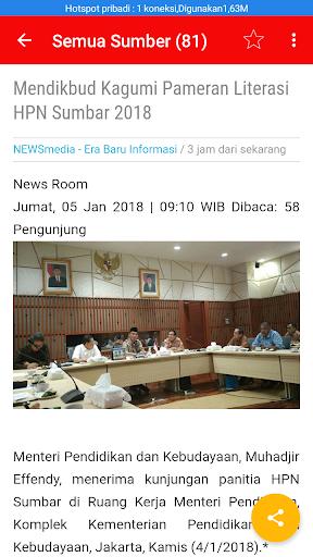 Berita Banten Terkini 1.0 screenshots 4