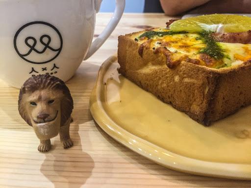 環境舒適店員也很nice,餐點好吃😋,但不太懂小動物的用途哈哈哈