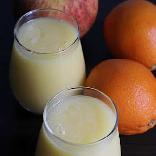Apple Orange Smoothie
