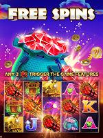 screenshot of my KONAMI Slots - Free Vegas Casino Slot Machines
