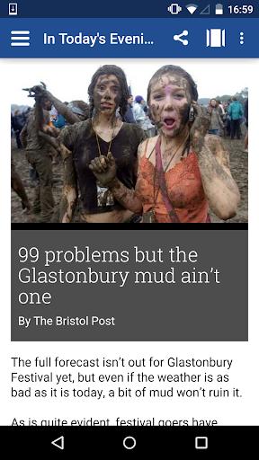 Bristol Post Evening Edition