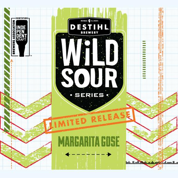 Logo of Destihl Wild Sour Series: Margarita Gose