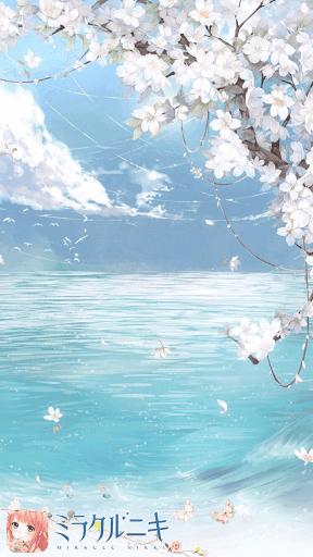 花仙女のキス