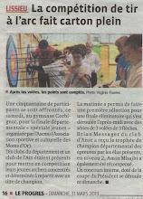 Photo: Le Progès 31 Mars 2013
