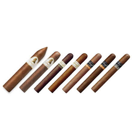 Cigarrpaket - Davidoff Short Pleasures