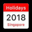Singapore Public Holidays 2018