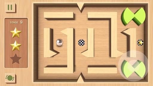 Maze Rolling Ball 3D apkmind screenshots 6