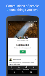 Google+ APK screenshot thumbnail 3