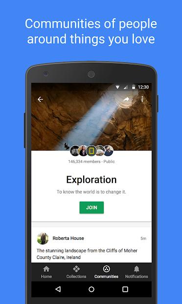 Google+ for G Suite screenshot 2