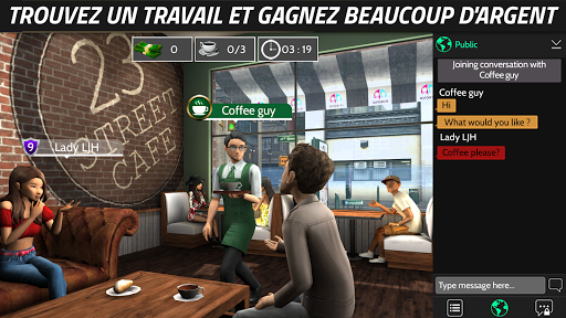 Avakin Life  screenshots 4