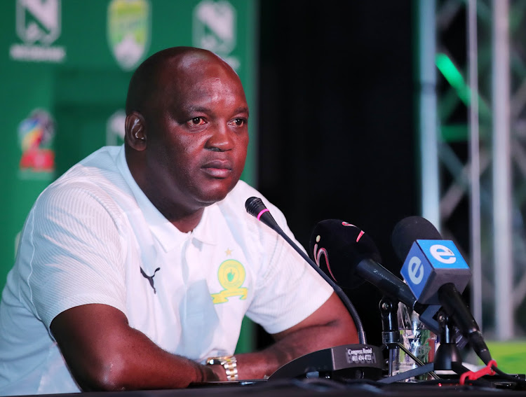 Pitso Mosimane is hoping his team's speed will help unsettle their hosts.