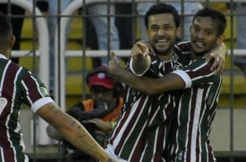 Resumo da rodada - Brasileirão 2016 - Fred marca o gol da vitória do Flu
