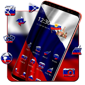 Russian National Flag Day Launcher