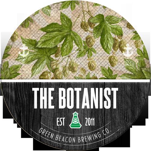 Logo of Green Beacon The Botanist
