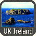 UK Ireland GPS Map Navigator icon