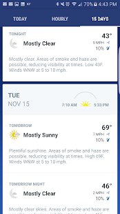 Download The Weather Channel App For PC Windows and Mac apk screenshot 2