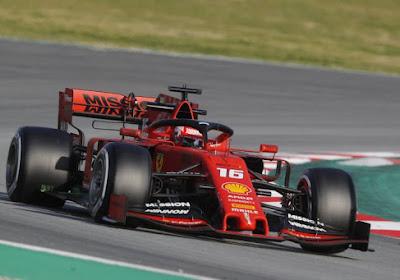 Ferrari prend les devants après les deux premières séances d'essais libres au Grand Prix du Bahreïn