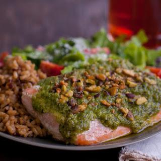 Three Ingredient Easy Salmon