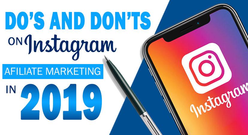 tiếp thị liên kết trên instagram là một trong những cách giúp bạn có thể kiếm tiền