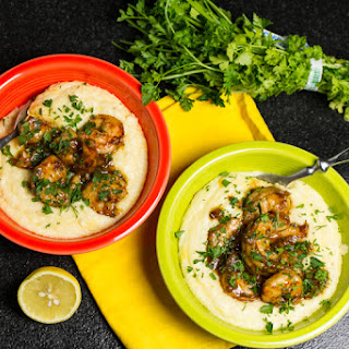 Barbecue Shrimp (adapted from Cook's Country)