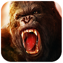 Angry King Kong Rampage: Gorilla Simulator Games icon