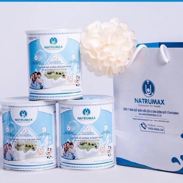 Công ty sản xuất sữa Thanhhangmilk