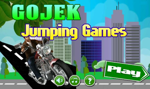 Gojek Jumping Games