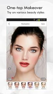 Perfect365: One-Tap Makeover- hình thu nhỏ ảnh chụp màn hình