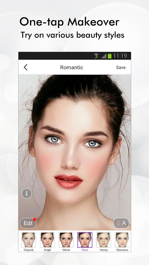 Perfect365: One-Tap Makeover- ảnh chụp màn hình