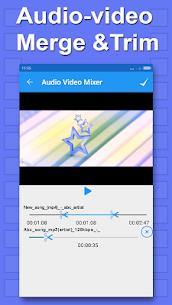Audio Video Mixer Video Cutter video to mp3 app apk download 4