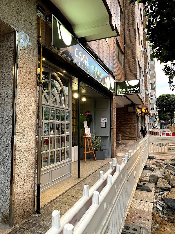 Foto Restaurante Casa Marco 1