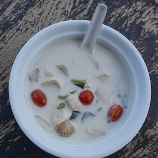 Tom Kha Gai Soup – Thai Chicken in Coconut Milk.