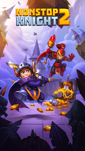 Nonstop Knight 2 MOD APK [Unlimited Mana] 2.0.5 1