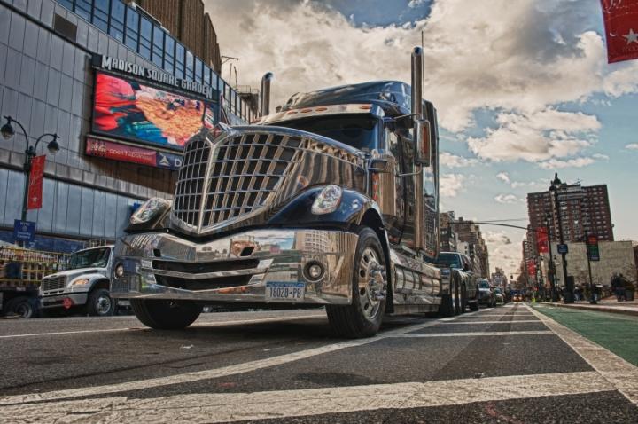 Monster truck  Madison Square Garden di Andrea Izzotti