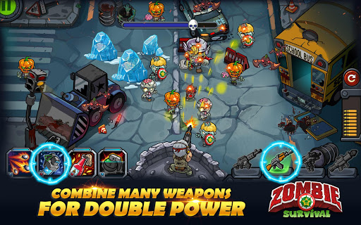 Zombie Survival: Game of Dead 3.1.5 Screenshots 6