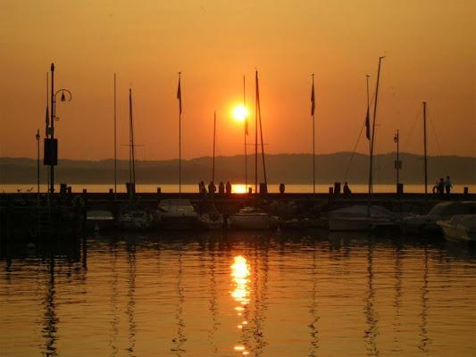 Sirmione al tramonto di eleog