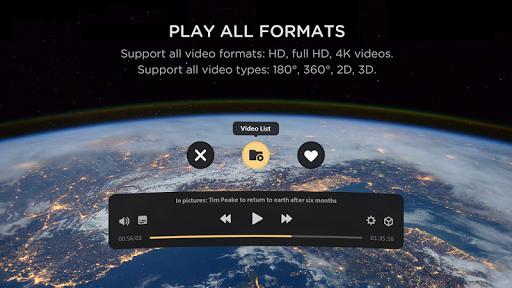 SKYBOX VR Video Player  screenshots 4